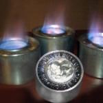 Blue-flame Gel